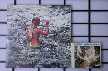 Feelings LP and CD from personal collection