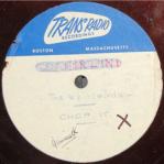 Hap Snow's Whirlwinds - Chop It 1958 Trans Radio demo