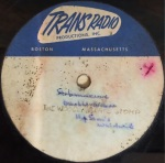Hap Snow's Whirlwinds - The Woolly  Bear Stomp 1958 Trans Radio demo