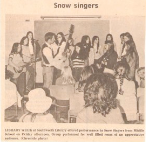 The Snow Singers