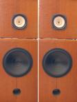 Michael Lee's handmade speakers