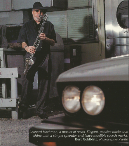 Leonard Hochman from the Manhattan Morning (1995) CD booklet