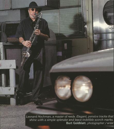 Leonard Hochman from the Manhattan Morning (1995) CD booklet