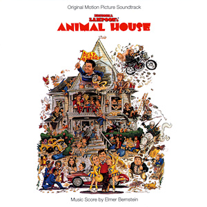 Animal House CD cover