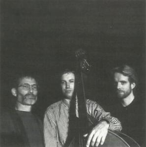 Eric Watson, John Lindberg, Bill Elgart - The Fool School (1993) CD booklet crop