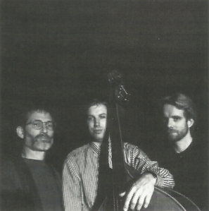 Eric Watson, John Lindberg, Bill Elgart - The Fool School (1993) CD booklet crop