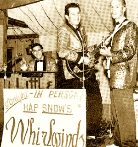 Michael Kaye, Steve Fradkin, and Hap Snow circa 1963