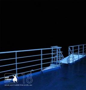 Jan Klare, Jeff Platz, Meinrad Kneer, and Bill Elgart - Modern Primitive (2011) Evil Rabbit Records [Netherlands] (ERR 18) CD front cover design by Lysander Le Coultre (Strangelove) and photography by Monique Besten
