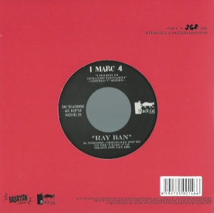 I Marc 4 - Sweet Beat / Ray Ban (1970) (Reissue 2013) 45 Single