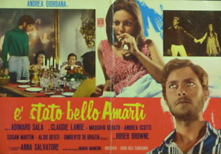 È stato bello amarti (It Was Good To Love You) (1967) film poster