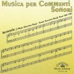 Musica per commenti sonori: Acoustic (I Marc Quattro oggi - suoni acustici degli anni '60-'70) (1997)