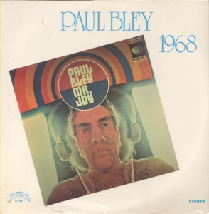 Paul Bley - Mr. Joy (1968) (Reissue 1975) Trip Jazz