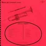 Massimo Catalano, Antonio Sechi, and Stefano Torossi - Musica per commenti sonori - Life Is A Trumpet (1987) Costanza Records (Reissue 1989 Fonit Cetra)