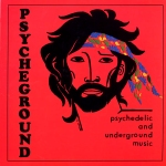 The Psycheground Group - Psychedelic And Underground Music (1971) Lupus Records cover