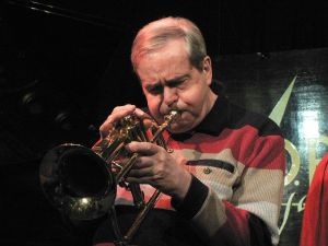 Kenny Wheeler (photo by Andy Newcombe from flickr.com)
