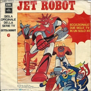 "I Mini Robots - ""Jet Robot"" / ""George"" (1980) Regal"