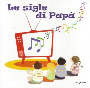 Vito Tommaso - Le sigle di Papa (2006) Rai Trade cover