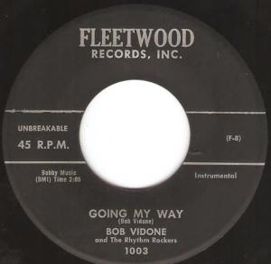 Bob Vidone and The Rhythm Rockers